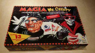 Juego : Magia Mr. Creepy