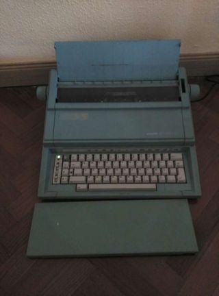 Maquina eléctrica de escribir Olivetti