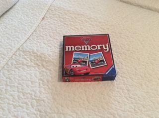 Juego Memory De Cars