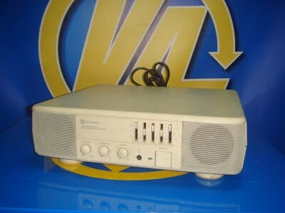 Amplificador y altavoz MT multimedia buen estado