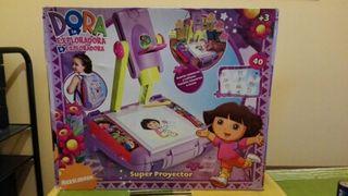Mochila proyector Dora