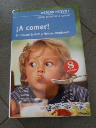 Libro para enseñar a comer al niño