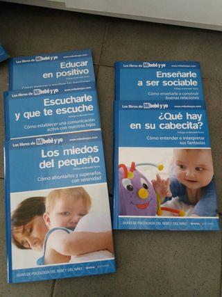 Guías de psicología del bebé