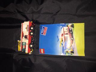 Camión bombero Lego