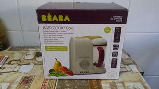 Robot de cocina al vapor, marca BEABA, capacidad de 1,1 litros