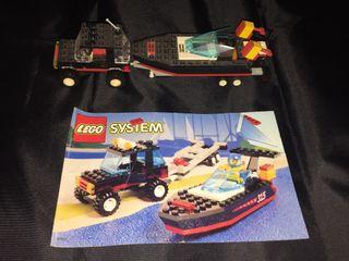 Lancha Lego