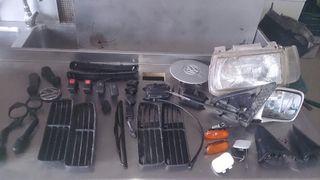 Lote piezas recambios, accesorios wolkswagen polo