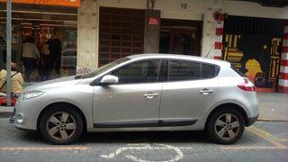 Renault Megane automatico