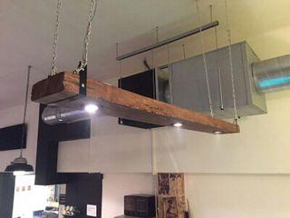 Lampara rustica techo de segunda mano por 250 en - Lamparas originales de techo ...
