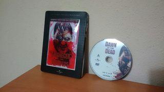 amanecer de los Muertos dvd caja metálica