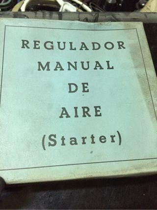Starter renault 4/4 nuevo