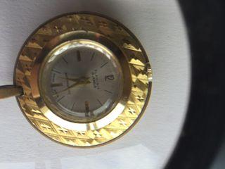 "Reloj colgante suizo ""Flaminia"" con 15 jewels"