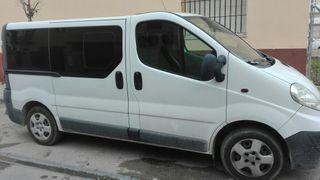Furgoneta Opel vivaro 2000 115 cv