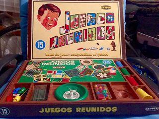 JUEGOS REUNIDOS GEYPER-AÑOS 70