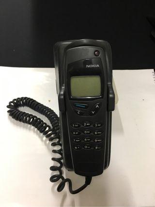 Teléfono con soporte para Mercedes ML