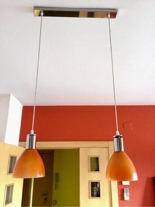 Lampara diseño para comedor (techo)