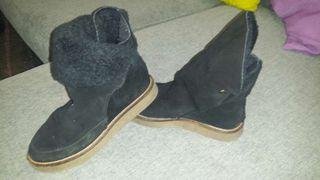 Botas negras GAIMO