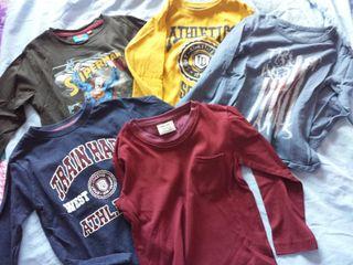 camisetas 2-3