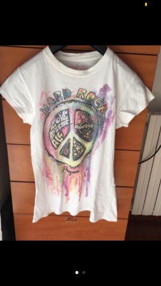 Camiseta hard rock original