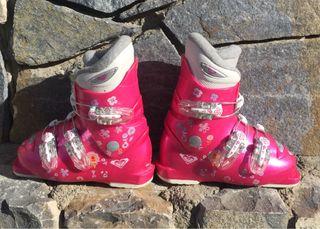 Botas de esquí mujer - talla 38.5 - mondopoint 24.5