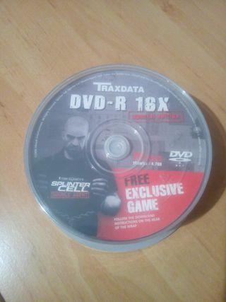 Caja 25 DVD Virgen