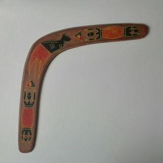 Boomerang de madera