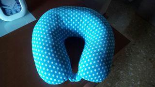 reposa cuello azul marca NATURA