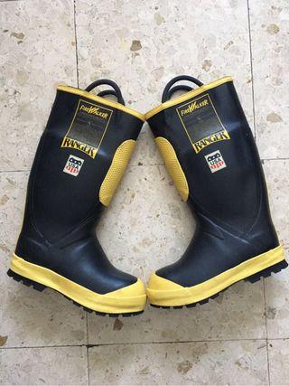 En venta botas de Bombero