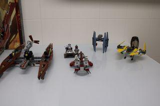 Colección lego Star Wars