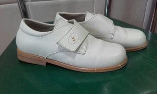Zapato niño comunion