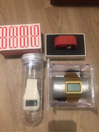 Lote reloj - relojes