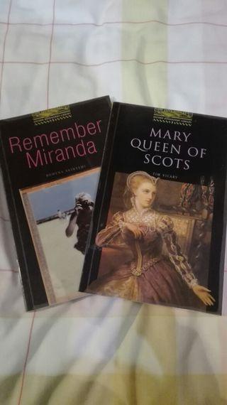 Pack de libros en inglés adaptados
