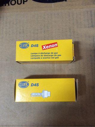 Bombillas xenon D4S