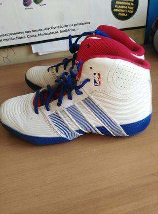 Botas basket Adidas