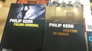 """""""Violetas de Marzo"""" y """"Pálido Criminal"""""""