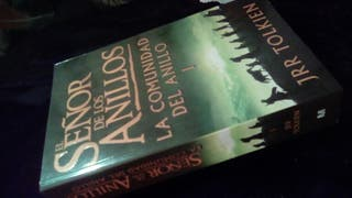 Libro El señor de los anillos