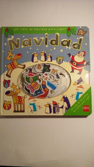 Libro de Navidad para jugar!