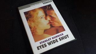 DVD Eyes wide shut