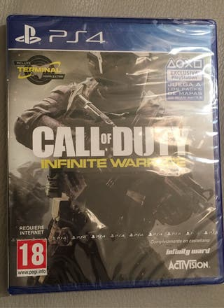 Call of duty Usado una vez