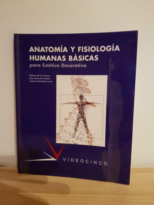 Vistoso Anatomía Y Fisiología Humanas Básicas Libros Embellecimiento ...