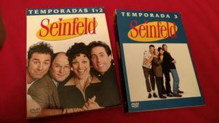 Seinfeld. Temporadas 1, 2 y 3. Dvd