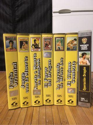 Colección VHS