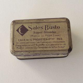 Caja Sales Busto
