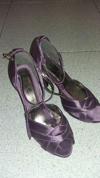 Zapato de fiesta