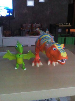 Dinosaurios interactivos