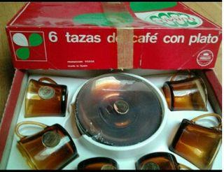 Tazas de cafe duralex