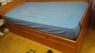 compacto cama