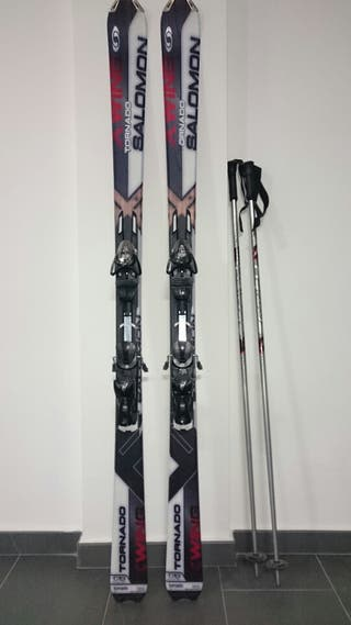 Esquí alpino Salomon
