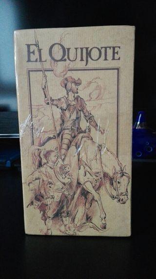 VHS El Quijote