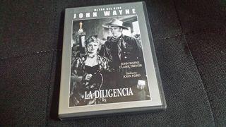 DVD La diligencia